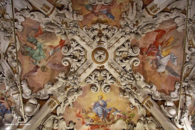 Palermo, la Chiesa di Badia nuova è tra le meraviglie aperte per Le vie dei tesori