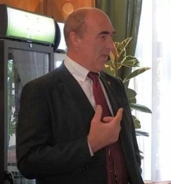 Helmuth Köcher al Merano Wine Award