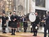 Il concerto delle cornamuse a Livorno