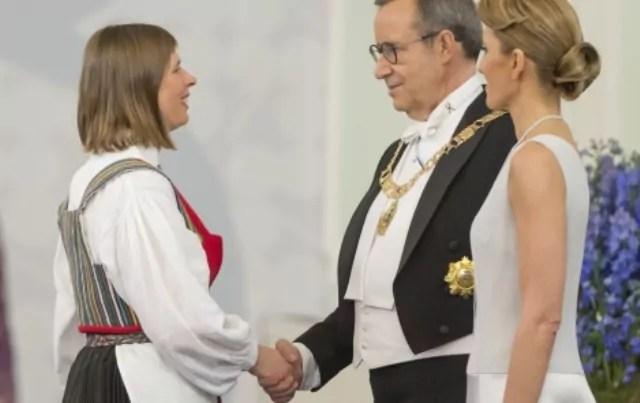 Estonia, Kersti Kaljulaid
