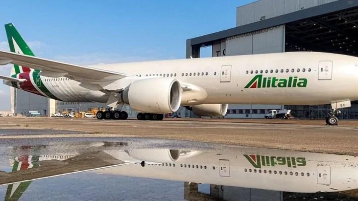 Alitalia passa a Sabre