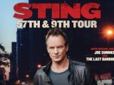 Sting tour, 57th 9th.