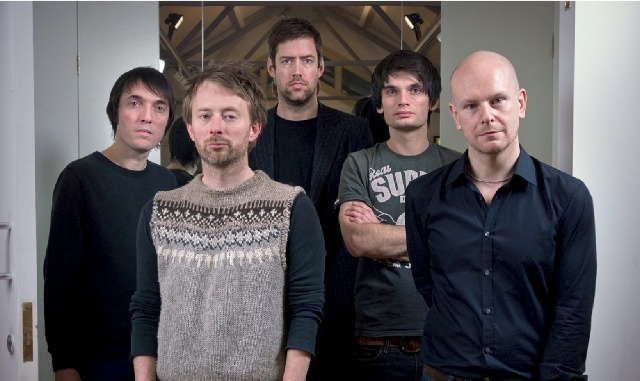 Radiohead (ph. Alex Young)