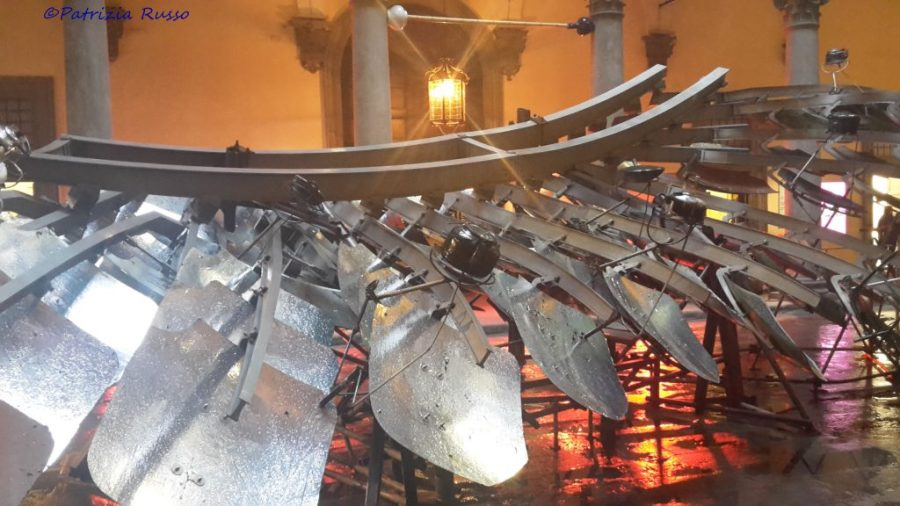 Ai Weiwei Libero Palazzo Strozzi Refraction