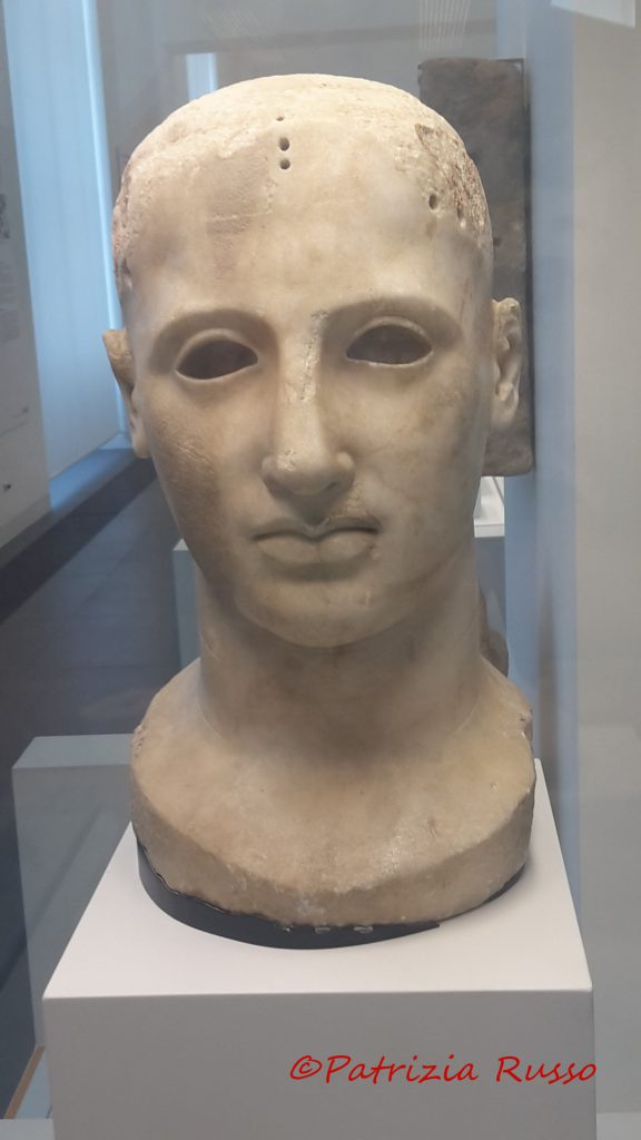 MarRc Reggio Calabria statua apollo