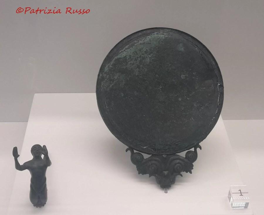 MarRc Locri Epizefiri specchio