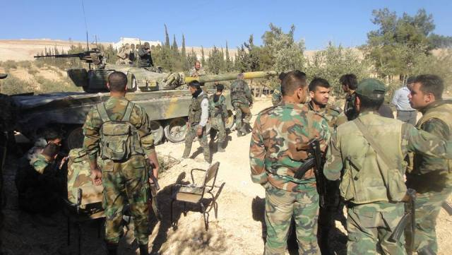 Siria Damasco acqua