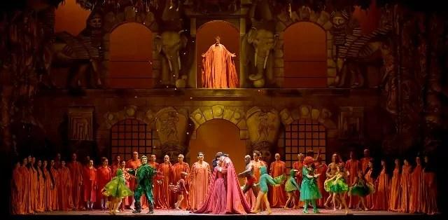 Teatro Verdi Pisa Flauto Magico Lindsay Kemp