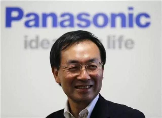 Kazuhiro Tsuga Panasonic lavorare meno