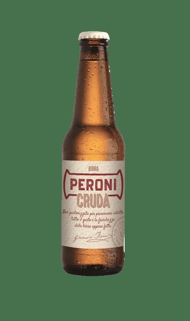 Peroni Birra Cruda