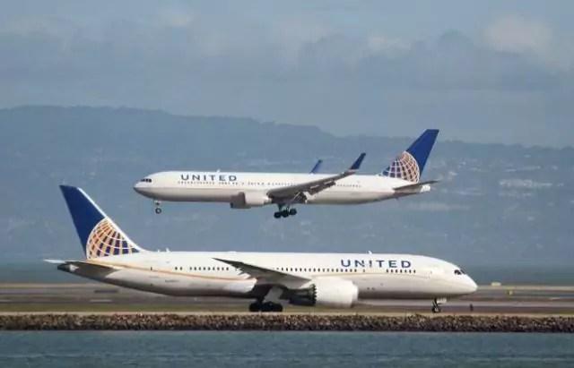United airlines adolescenti leggings