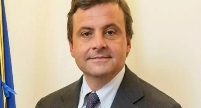 il ministro allo Sviluppo Carlo Calenda