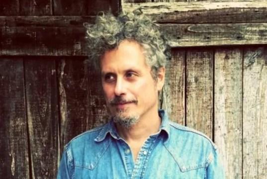 Il musicista, e cantautore romano Niccolò Fabi (ph. Shirin Amini).