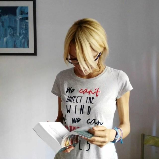Chiara Caprettini, l'autrice del libro Nordfoodovestest