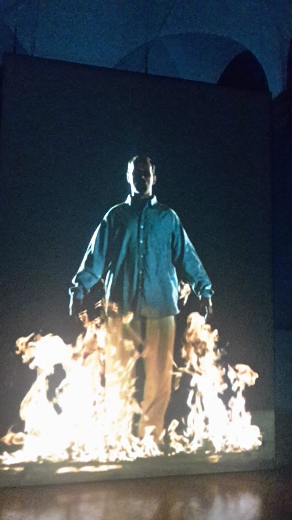 Bill Viola The Crossing