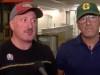 Il padre e il cugino di Carlo Marigliano, il turista napoletano ucciso a Little Rock in Arkansas.