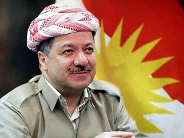 Il presidente del Kurdistan Masoud Barzani (ph. Kurdish Project).