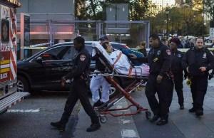 Il bilancio dell'attacco condotto a New York il giorno di Halloween: 8 morti e 12 feriti, tra loro il terrorista che ha guidato il furgone sulla folla.