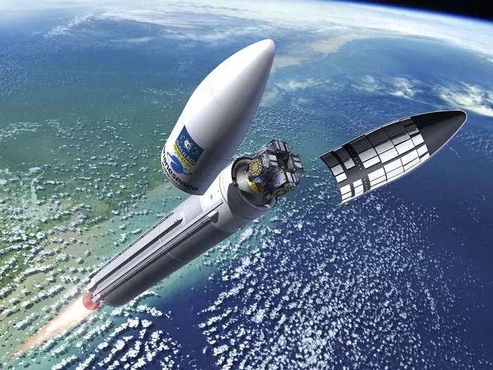 Esa Ariane 5 Galileo