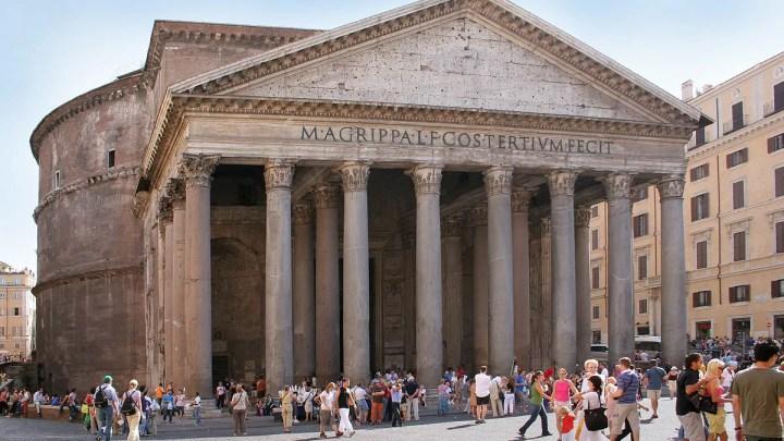 Savoia Pantheon Roma ph. Wikipedia
