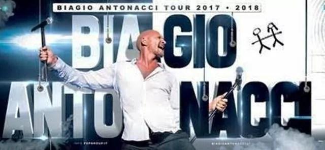 Biagio Antonacci Concerti