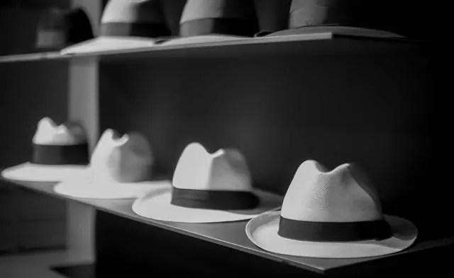 Borsalino fallimento cappello icona