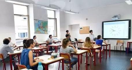 scuola superiore liceo esami maturità studenti