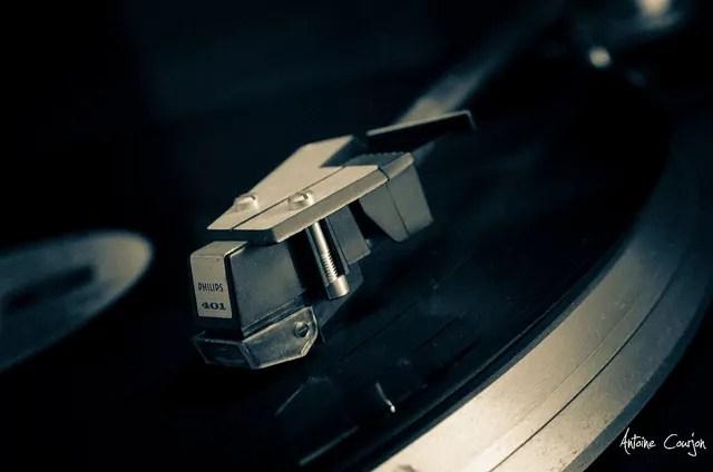 Il ritorno dei dischi in vinile (ph Flicker/Antoine Courijon).