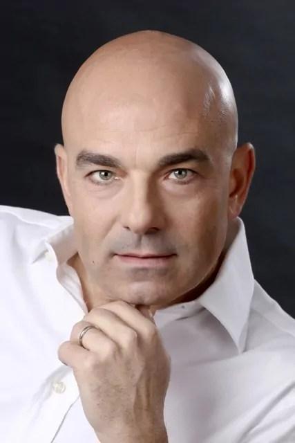 Il regista, produttore e direttore artistico del Sistina di Roma Massimo Romeo Piparo (ph. Iwan Palombi).