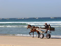 Senegal spiaggia