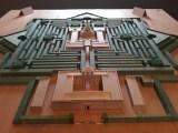 Il labirinto della Masone, vicino Parma, ideato da Franco Maria Ricci, composto interamente da piante di bambù (Ph. Patrizia Russo / In24).