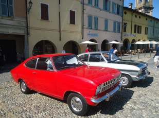 Opel Kadett B LS coupè e Rally