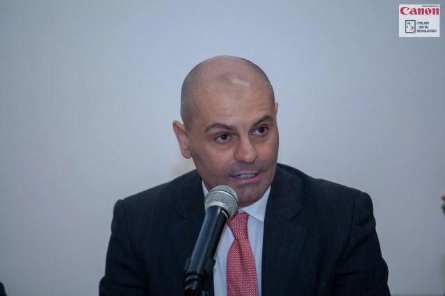 Mauro NIcastri, presidente dell'Associazione Italian Digital Revolution.