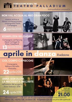 aprile in danza