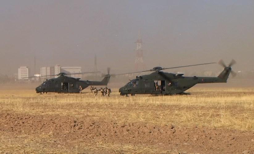 Forze speciali in Iraq