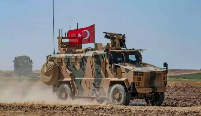 Mezzo militare turco
