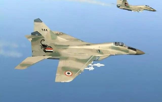 Lockonfiles Siria Russia Mig 29 Libia