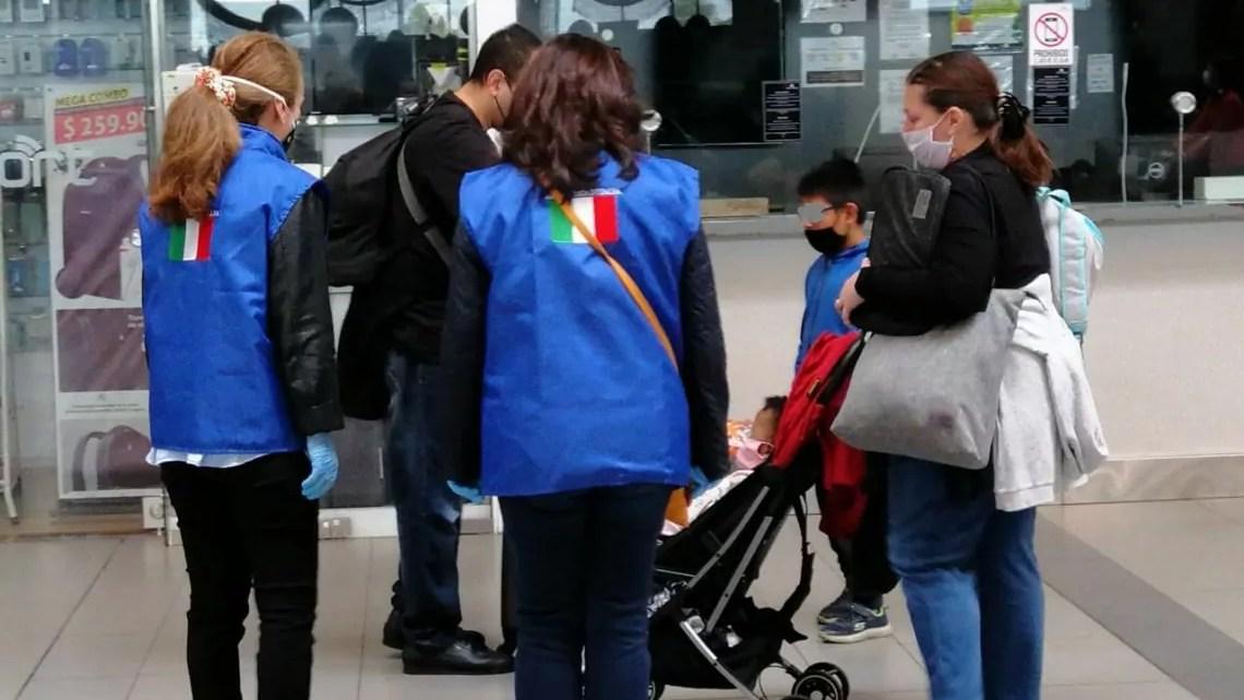 Famiglie adottive Colombia