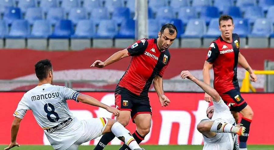 Campionato Serie A La Juve Vede Lo Scudetto E Il Genoa Respira Italia Notizie 24