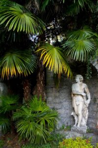 Esterno_Gorizia_giardino_Palazzo Coronini©Luigi Vitale