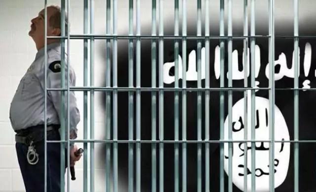 Jihadisti in carcere,non sottovalutare la questione (foto dal web)