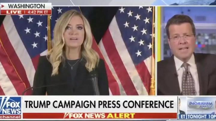 Trump Biden media Usa Fox News censura