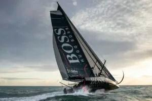 Vendeé Globe 2020, Alex Thomson, Hugo Boss