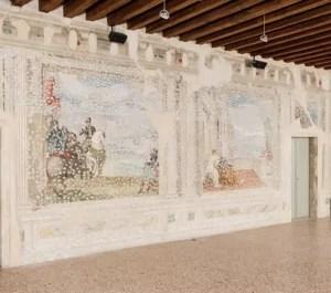 Villa Bassi_Salone centrale
