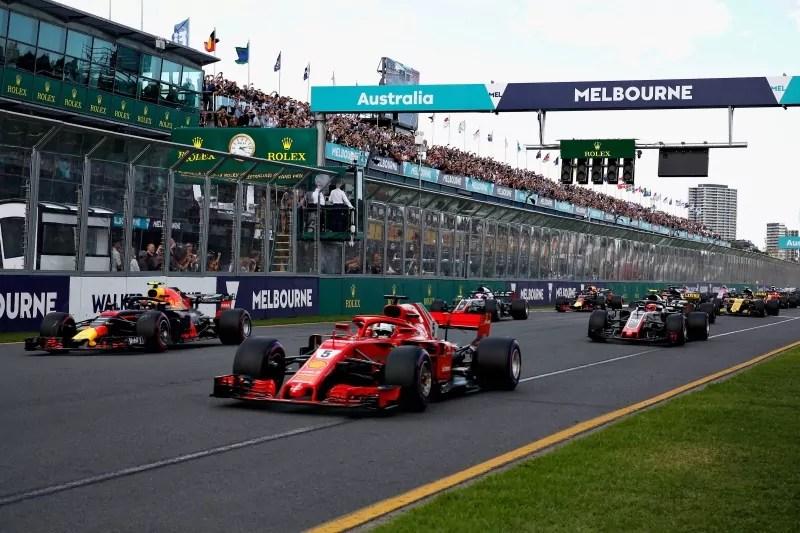 Campionato Mondiale 2021 Formula 1 Australia