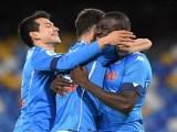 Serie A Coppa Italia napoli spezia 20210129