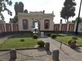 L'ingresso principale degli Scavi archeologici di Ercolano (ph. In24).