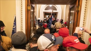 washington Trump manifestanti capitol hill foto anadolu