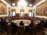 Palazzo Chigi, 13/02/2021 - Il Presidente Draghi e i Ministri in occasione del primo Consiglio. Foto: Presidenza del Consiglio dei Ministri.