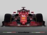 Ferrari F1 SF21